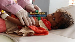 Human Rights Update from ( 8 October to 14 October, 2019 )