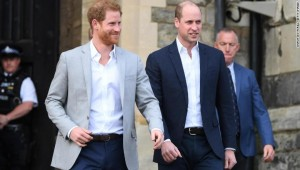The week a royal rift broke beyond palace walls