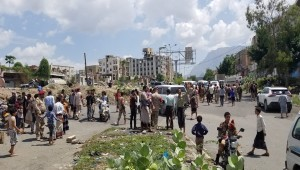 Mediators from Sana'a visit Taiz city, raising hopes for a deal to break the siege