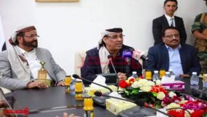 Dept. Prime Minister Al-Maysari: government endorses Saudi peace efforts