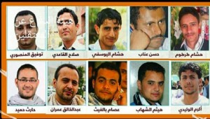 "Calling for their immediate release ""SADA"" holds Houthis responsible for the safety of kidnapped journalists"