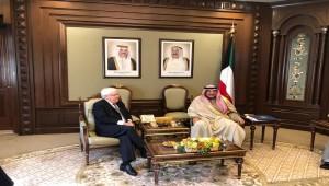UN envoy to Yemen meets Kuwait deputy foreign minister