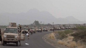STC reinforcements arrive to Abyan ahead of army convoy