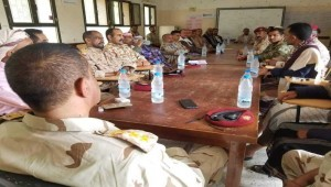 35th Brigade in Taiz holds first meeting after commander assassinated