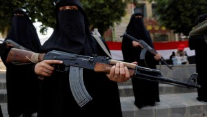 Abduction, torture, ransom, stigma: How female Houthi militias silence women in Yemen's war
