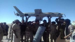 Army shoots down Houthi drone near Safar oil fields in Marib