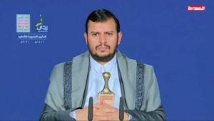 Houthi leader praises Iran, condemns U.S.-Saudi alliance in fiery speech