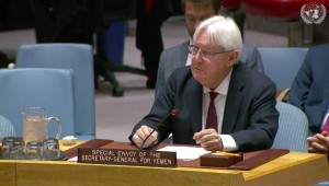 Exclusive interview: UN envoy Martin Griffiths discusses prospects and plans to end Yemen's war