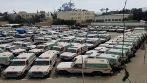 WHO provides Houthis, government with hundreds of ambulances amid aid standoff