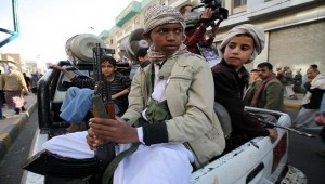 Houthis kidnap residents in Hamdan district, compel them to attend indoctrination courses
