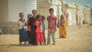 Local NGOs: Slow relief for newly displaced Yemenis in Marib and Al-Jawf