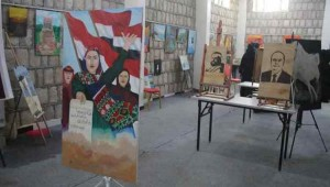 Marib hosts all-women art exhibit on war and peace