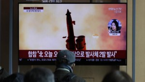 North Korea fires missiles amid coronavirus pandemic