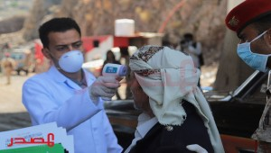 "ICRC: Fighting COVID-19 pandemic ""almost impossible"" in places like Yemen"