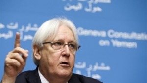 UN Envoy to Yemen sends comprehensive peace proposal to Houthis, government