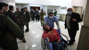 Watchdog says Syrian government responsible for 2017 chemical weapon attacks