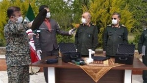 Coronavirus: Iran's IRGC unveils new device it says can detect the virus