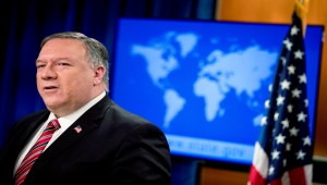 Chinese state media calls Pompeo coronavirus claims 'insane'