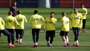 Coronavirus: LaLiga clubs return to training in groups of 10