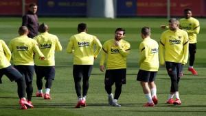 Coronavirus: LaLiga clubs return to training in groups of 10