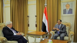 Yemeni government states approval of envoy's proposal, calls on him to expose obstructions