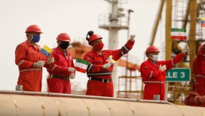 Third Iranian fuel cargo reaches Venezuelan waters, others unloading - data