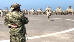 Tariq Saleh's forces detain six Giants Brigades' fighters