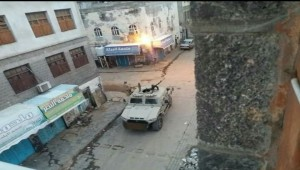 STC forces carry out mass arrests in Aden following bomb attack on military vehicle