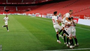 La Liga Returns - Sevilla 2-0 Real Betis