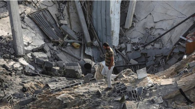 Fragile ceasefire holds in Gaza amid reports of fire exchange