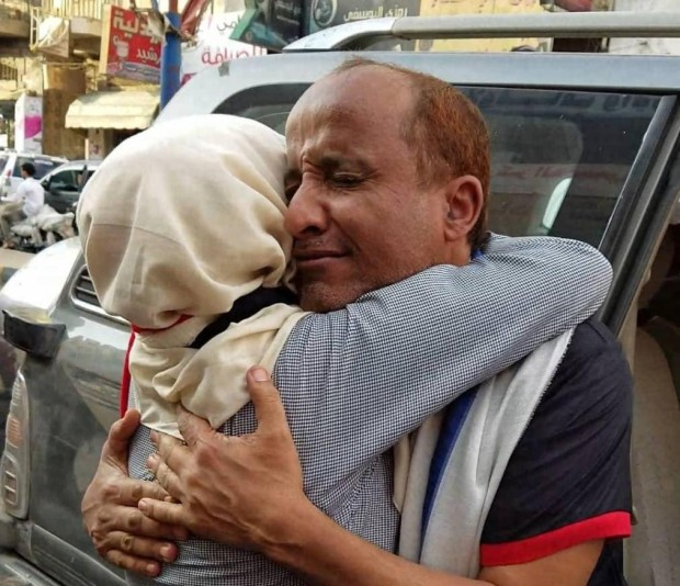 Taiz prisoner exchange swaps 60 Houthi fighters for 75 civilians
