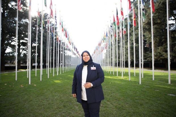 An interview with Muna Luqman: Yemenia founder, activist and champion of women