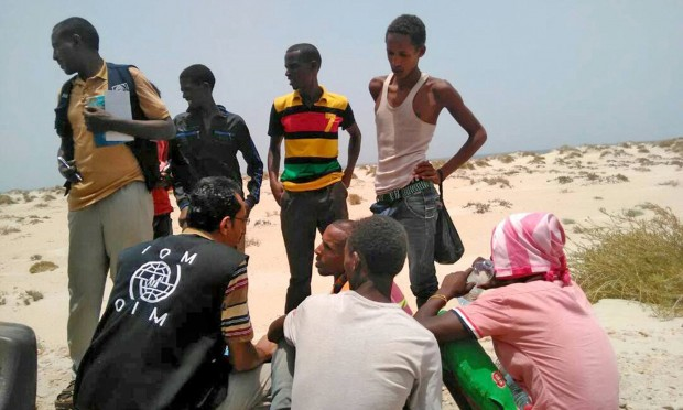 IOM: Coronavirus pandemic leading to fewer African migrants to Yemen