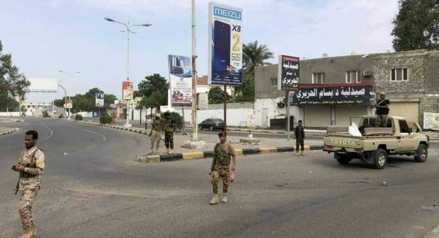Gunmen in Aden force shopkeepers to pay arbitrary taxes