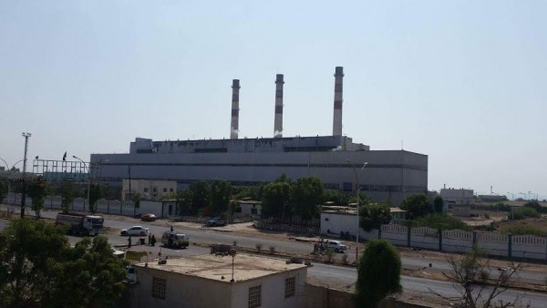 UAE completes shipment of items extracted from Al Haswa power plant in Aden in preparation for return to Abu Dhabi