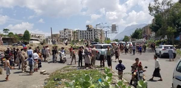 Mediators from Sana'a visit Taiz city, raising hopes for a deal to break the siege
