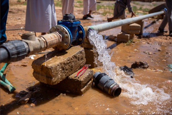 IOM: roughly 55% of Yemen's population does not have access to clean water or sanitation