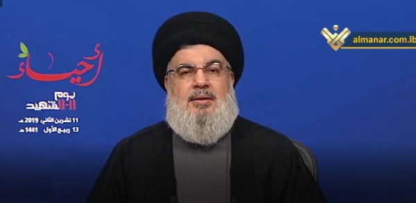 Nasrallah: Houthis are capable of striking Israel, will one day draw large crowds in Jeddah