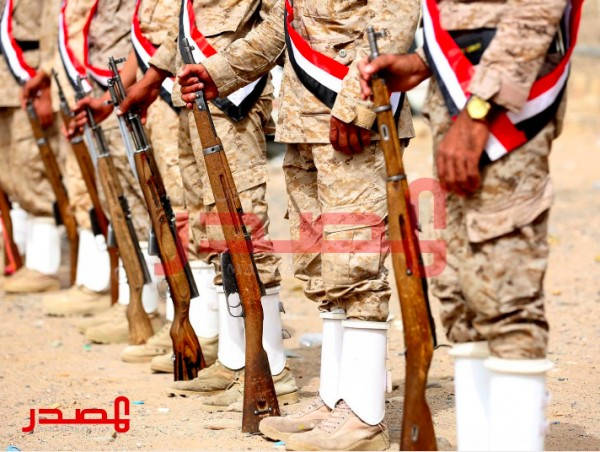 5 killed, including a senior officer, as a rocket targets military headquarters in Marib
