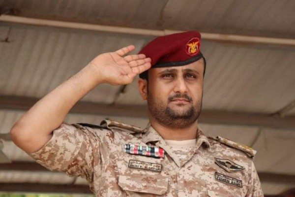 Amjad Khaled, the young commander in the middle of Aden's fragile truce (profile)