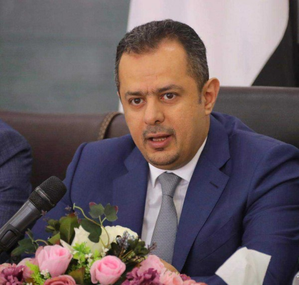 Yemen's Prime Minister discusses ways to break monopoly on oil derivative imports with Adeni leaders
