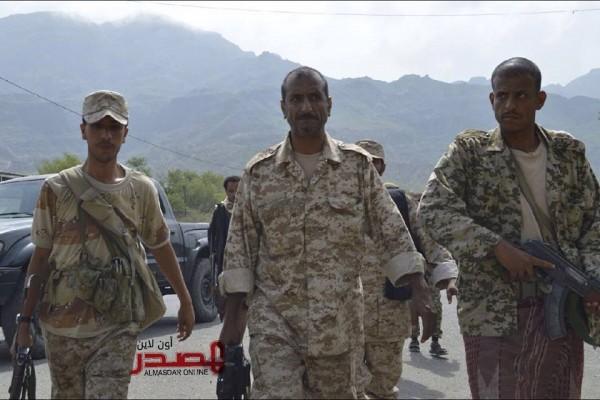 Taiz military leaders demand speedy investigation into killing of Brig. Gen. Adnan al-Hammadi