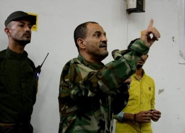 Human rights minister criticized for honoring Aden security chief
