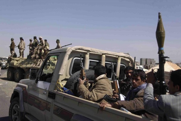 Houthis besiege village in Dhamar, abduct nearly 150 residents