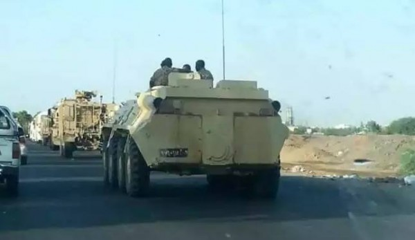 Last batch of Sudanese forces leave Yemen's Red Sea coast, hand off positions to Saudi-backed troops