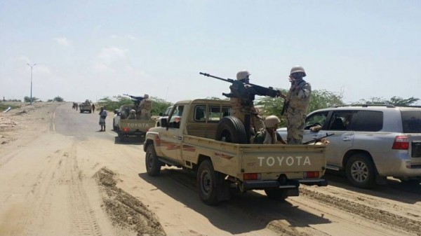 Yemen's government forces withdraw from Abyanas Saudis inspect STC camps in Aden