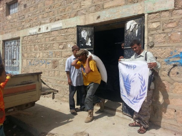 Gunmen steal 127 metric tons of food aid from WFP warehouse in Hajjah governorate