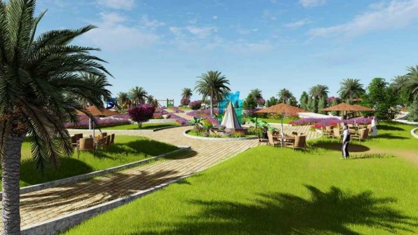 Investors plan development of three public parks in Marib city