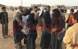 UN: More than 3,800 families displaced as fighting escalates in Nihm, Marib and Al-Jawf