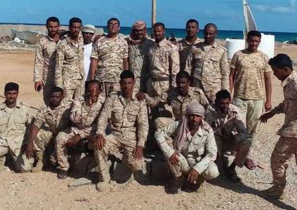 Socotra: Saudi commander oversees dismissal of UAE-backed coast guard defectors